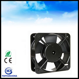 Low Noise Ball Bearing 150mm Industrial Ventilation Fans For Network Communications