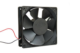 High Speed 12V DC Computer Case Cooling Fans Auto Radiator Type Explosion Proof